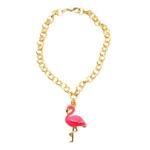 Flirty Flamingo Bracelet